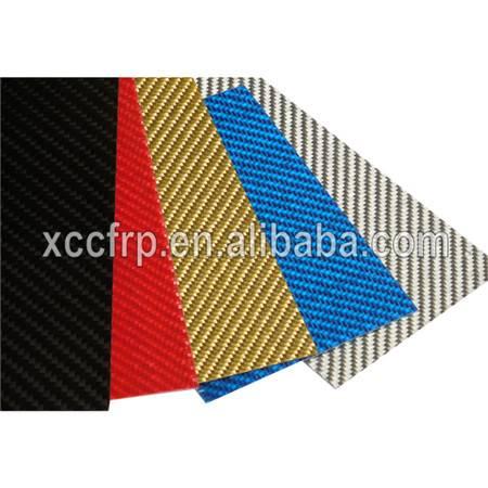 colored carbon fiber sheet, 3k carbon fiber plate, carbon fiber panel