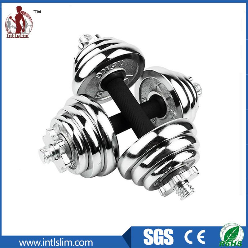 Chromed Adjustable Dumbbell Manufacturer
