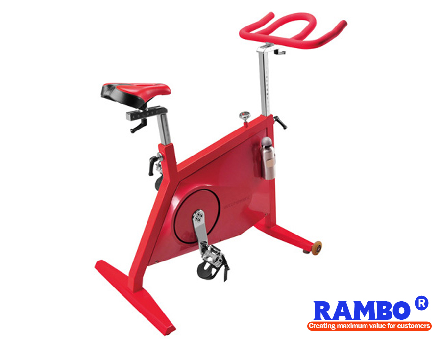 Super Commercial Stainless Steel Spin Bike RB-WS-80A