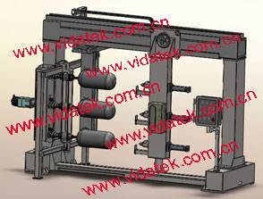 LPG CNG cylinder filament winding machine