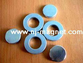 High-energy Permanent Magnets Sintered AlNiCo Magnet