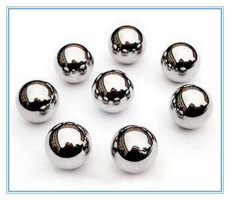 stainless steel ball bearing ball