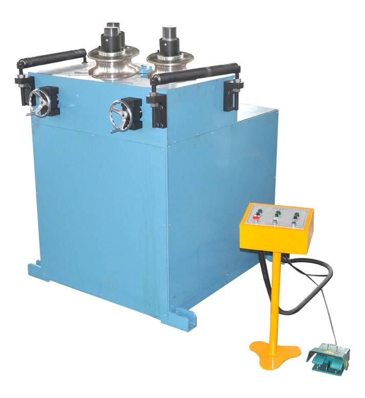 China Low price Hydraulic Pipe Rolling Machine