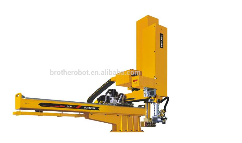 Die Casting Machine Used Six axis Industrial Robot