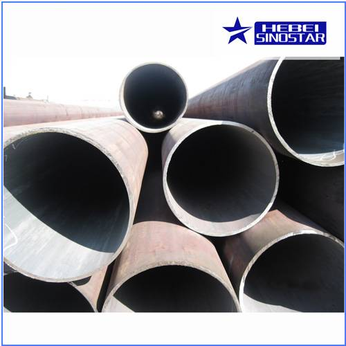 Hot Rolled Steel Round Pipes