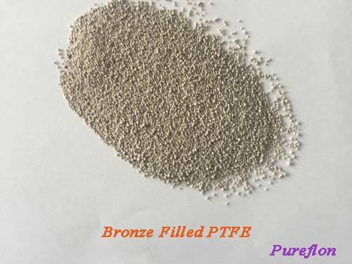 China Pureflon PTFE Compound (Bronze) for tube,pipe