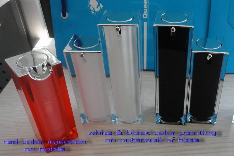 Airless bottle QS3023