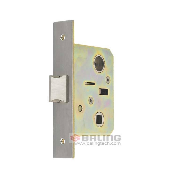 304 Stainless Steel Lock Body Panle  Anti-Rusty Lock Body Passage Door Lock Body