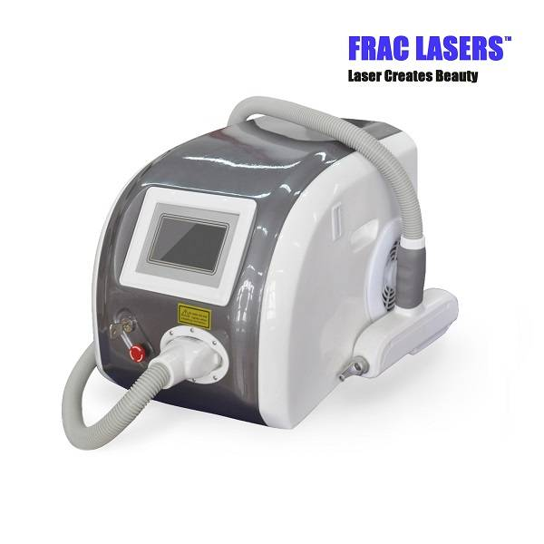 Q switched nd yag laser tattoo removal pigmentation removal machine
