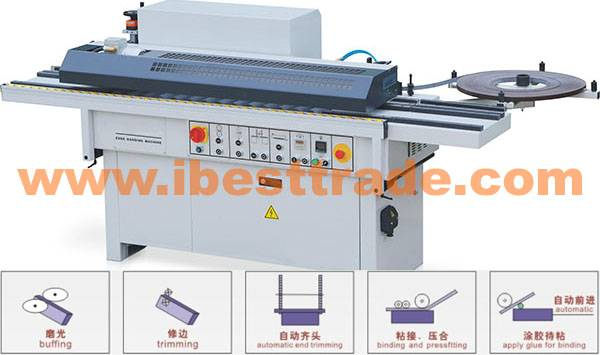 E10C Automatic Linear Edge Banding Machine