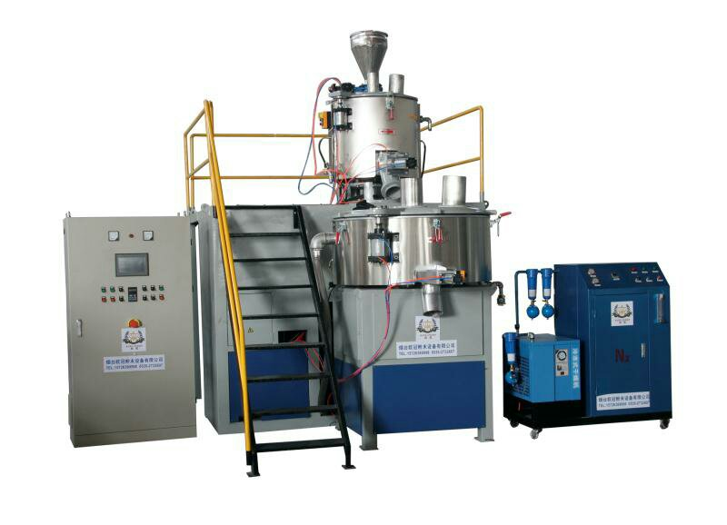 bonding machine for powder