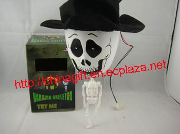 Halloween Shaking Hanging Skeleton