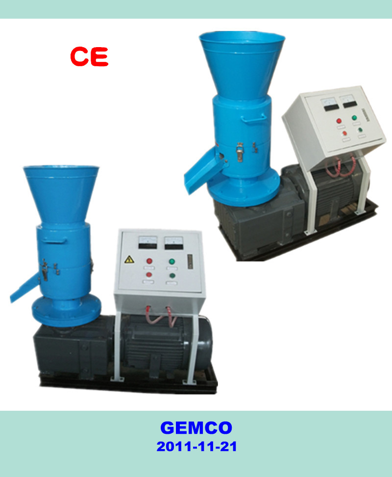Wood Pellet Mills Production Line