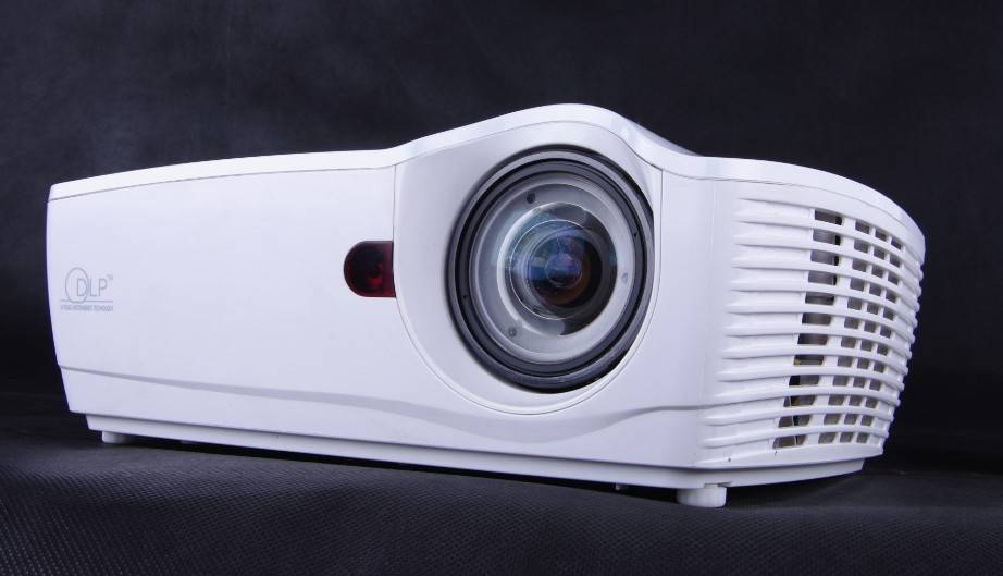 3d projector full hd 3D Short Throw Projector VGA Input and Output USB-A RS-232 office & school supp
