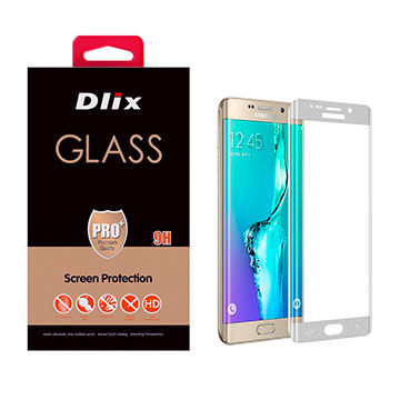 Dlix 3D Tempered Glass Screen Protector for Samsung