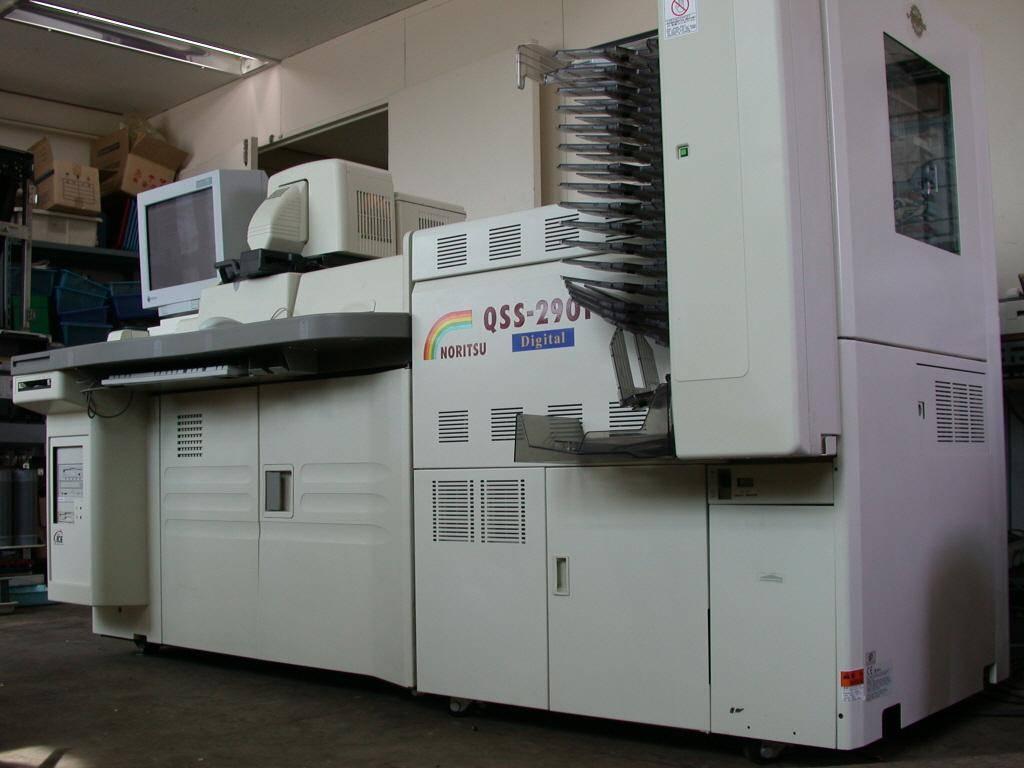 Noritsu Qss-2901 Minilab Machine