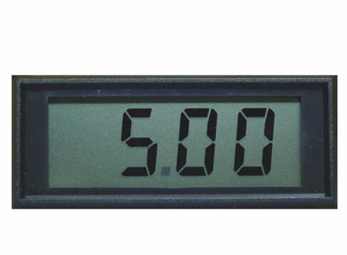 digital panel meter lcd custom lcd display