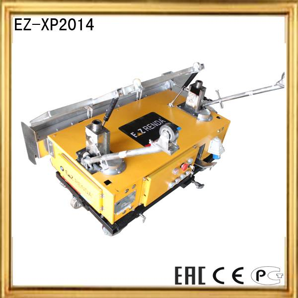 Automatic rendering machine price China construction machinery manufacturers