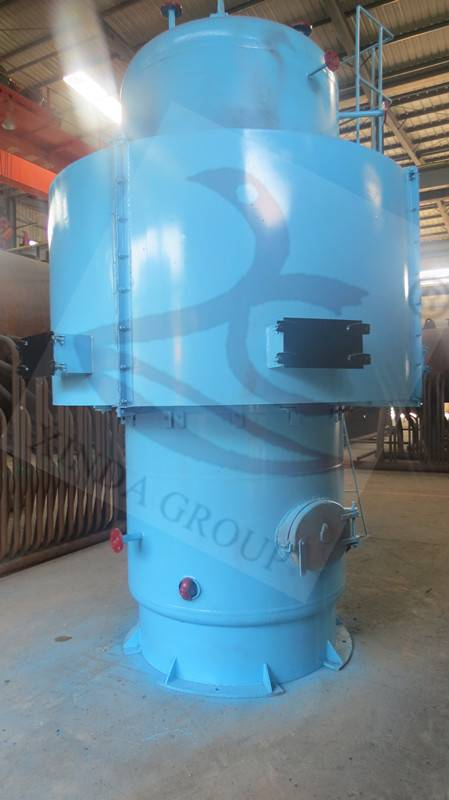 LSH0.5-0.4-A Vertical Steam Boiler