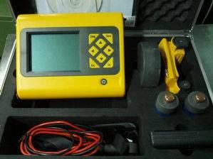 Rebar location and corrosion detector