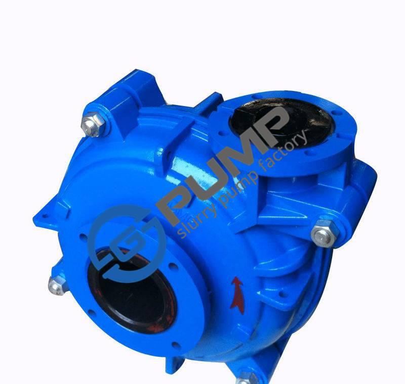 AH slurry pump for mining