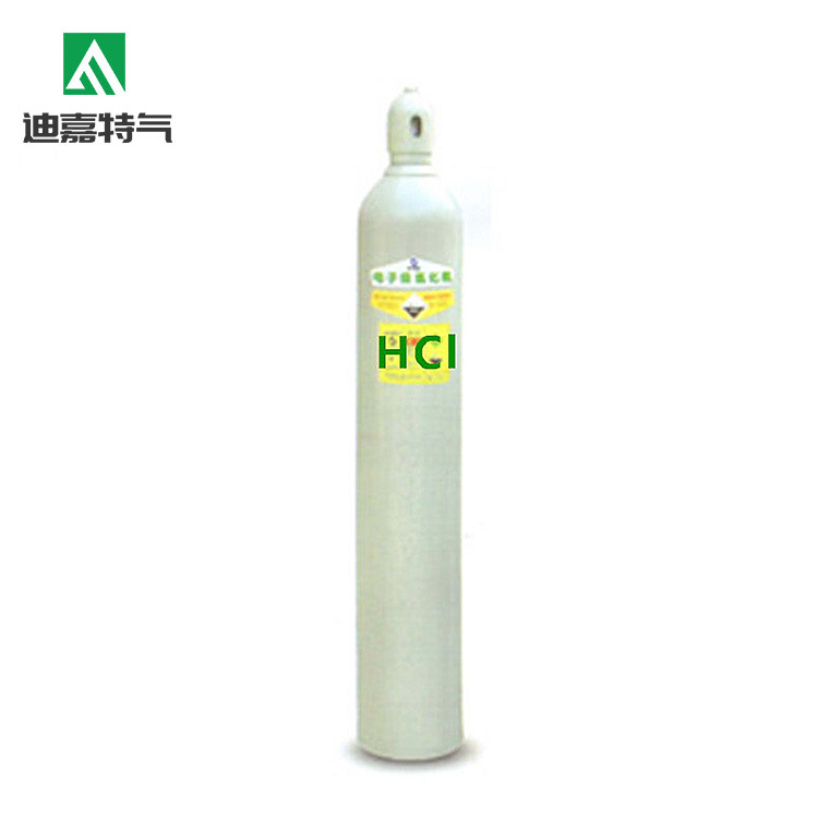 Anhydrous Chemical HCl, toxic, colorless chemicals gases
