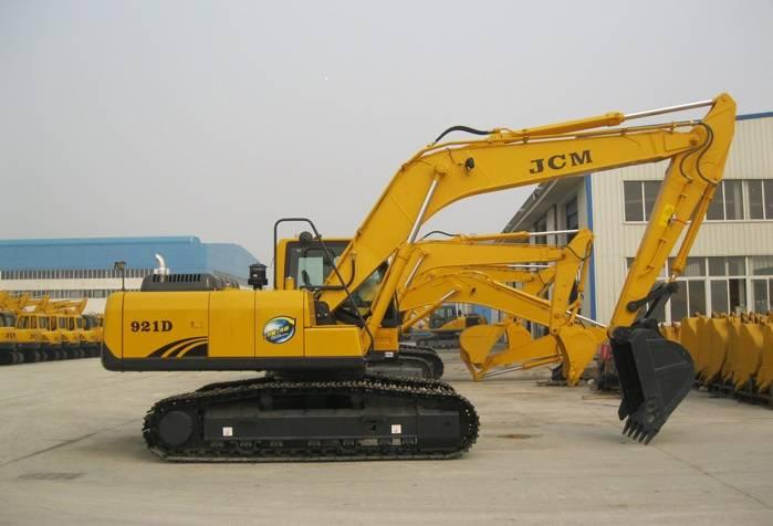 0.9-2.5m3 bucket, 20.5-47.5 Ton Crawler Excavator