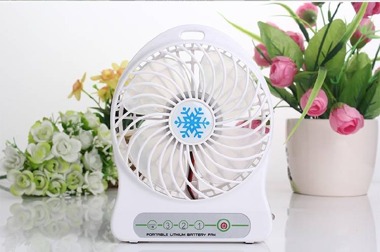 handheld fashionable mini fan