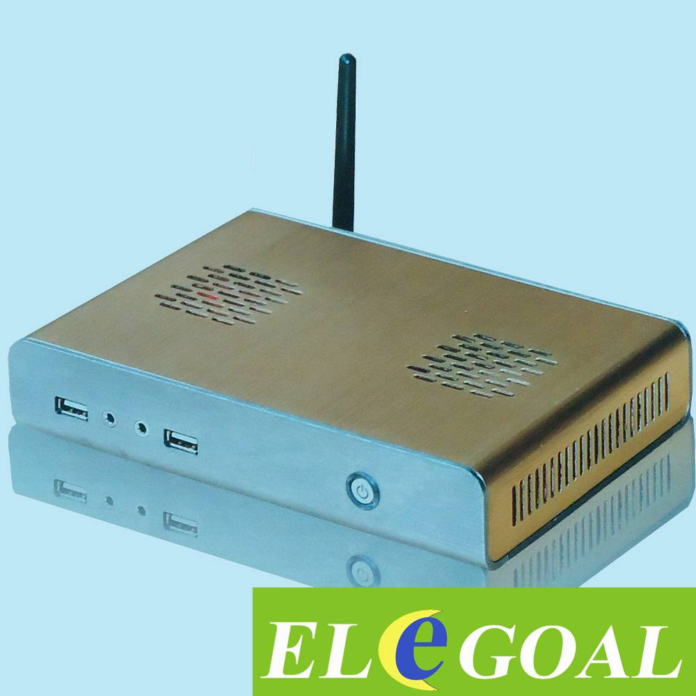 Thin client, pc station, pc terminal, pc share support 3D game