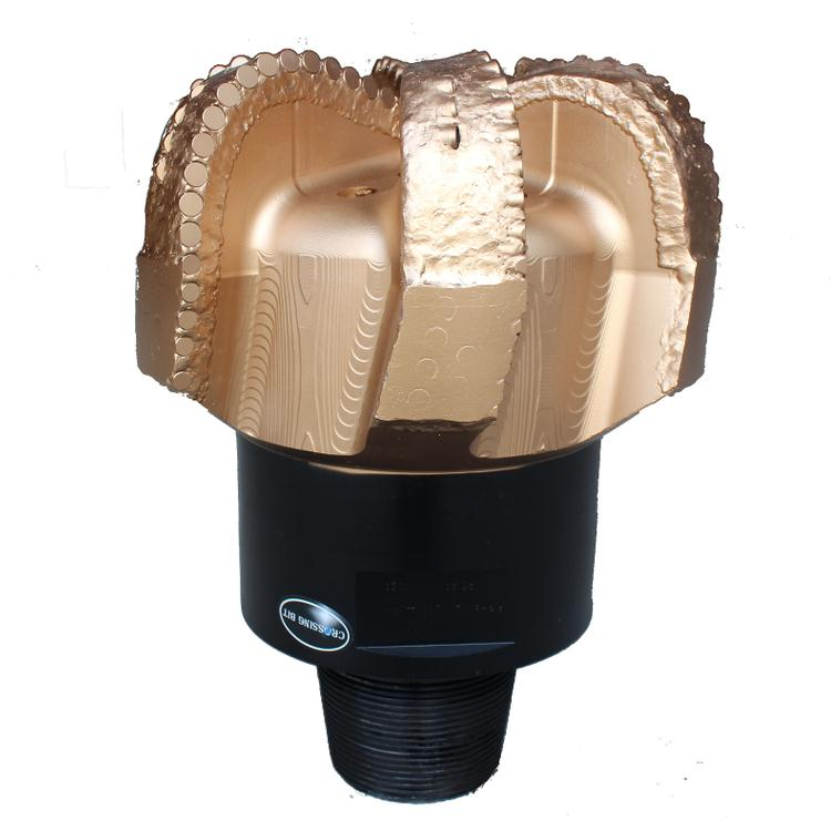 steel body PDC bit for well drilling