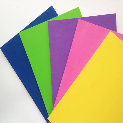 Colorful PE XLPE EVA Foam