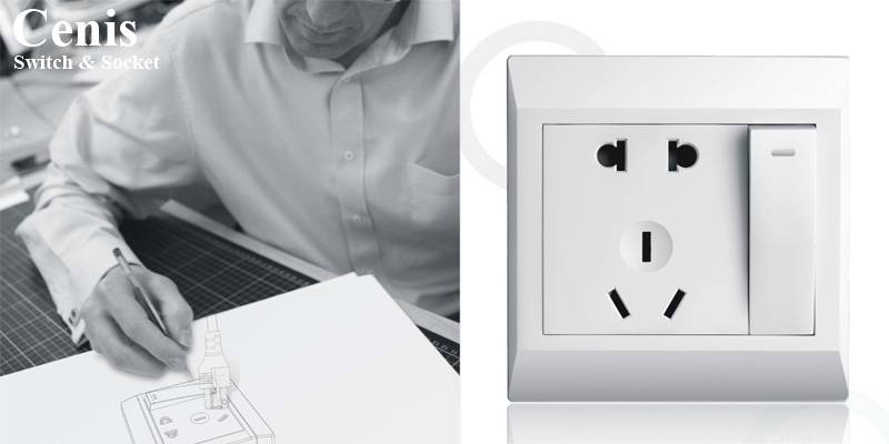 High Quality Wall Switch socket moda series