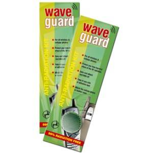 Wave Guard - Protective sticker for GSM