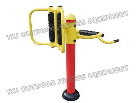 outdoor gym equipment for body building- Waist and Back Massager