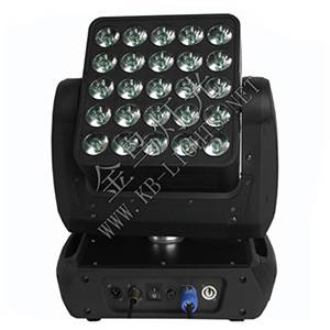 55 LED moving head Matrix