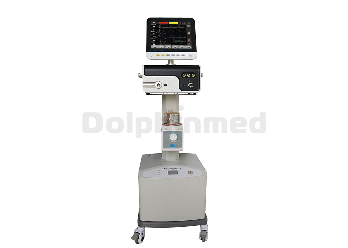 ICU Ventilator (MODEL: DOL600Pro)