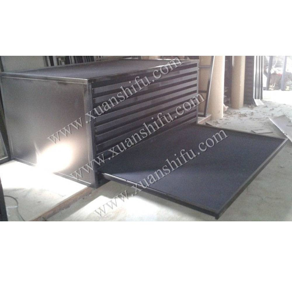 trade show display booth for tile ceramic