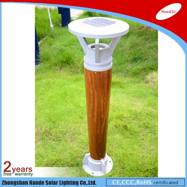 2016 new design solar lawn light with factory