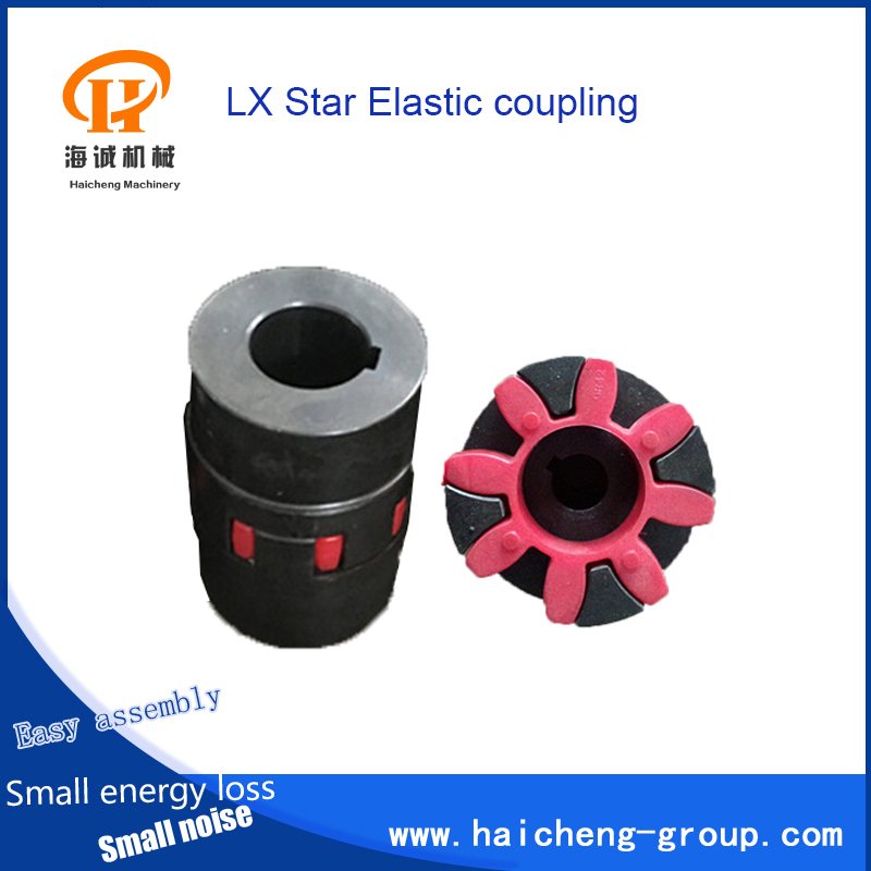 LX Star flexible coupling
