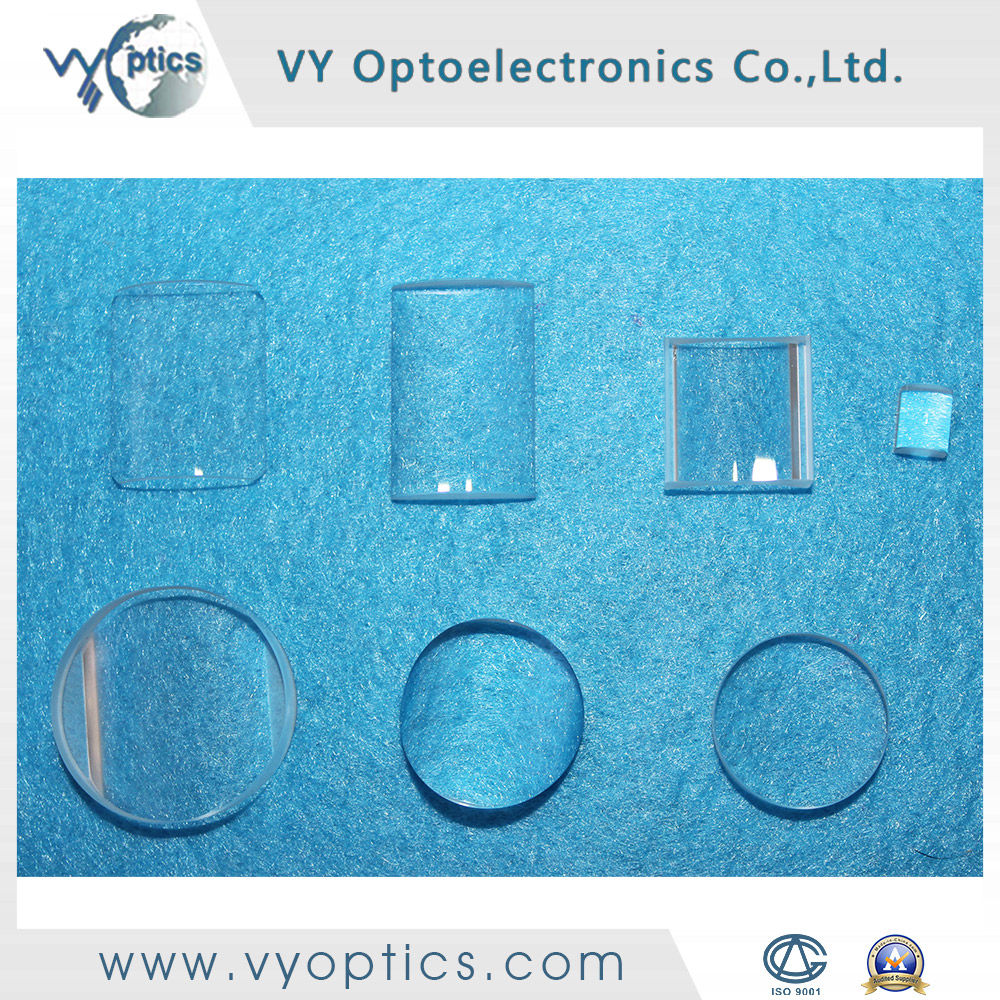 China optical BK7 plano convex concave cylindrical lens