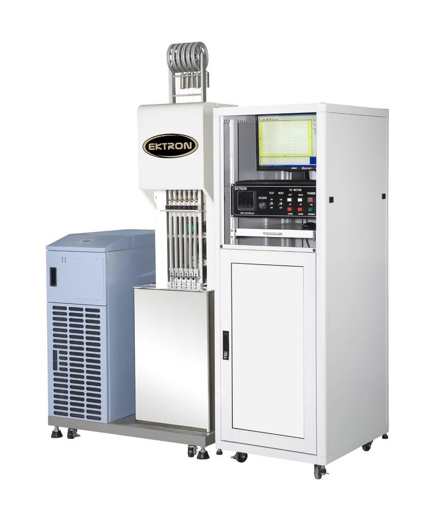 Low Temperature Retraction Tester