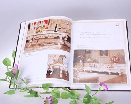 album of paintings, booklet, brochure