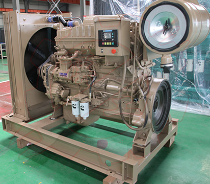 NTA855-P450 Water Pump Engine