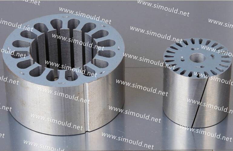 Precision Capacitor Rotor Stator