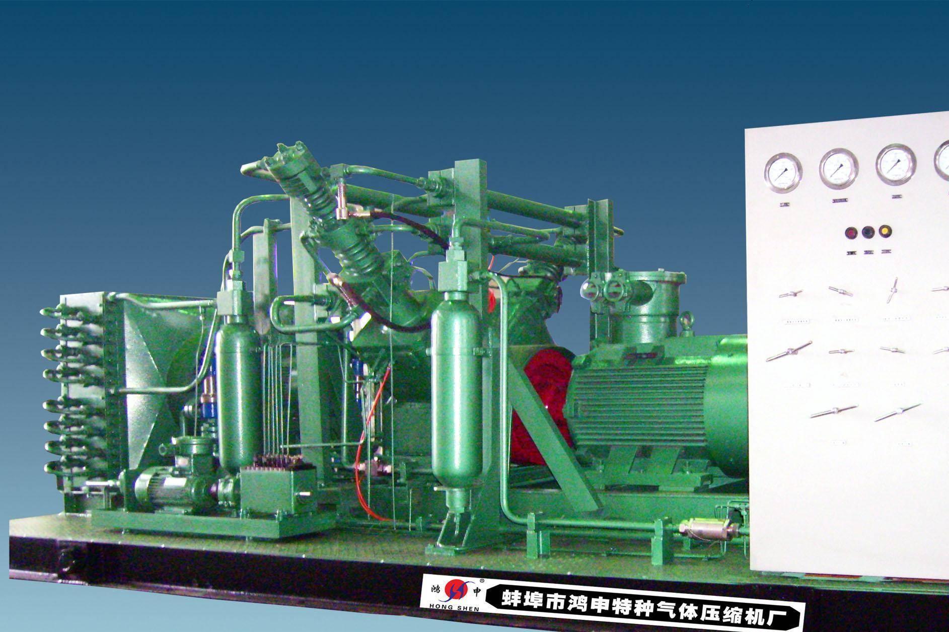 Natural Gas Bottle-filling Compressor