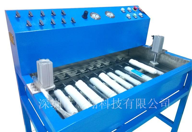 Airtight test machine of water purifier