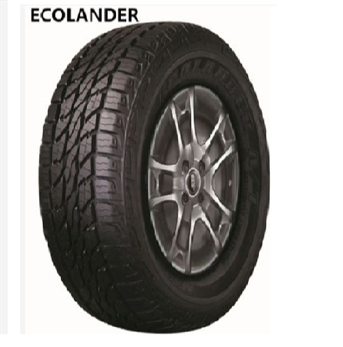 Yatone 245/70R16 all terrain tire with DOT, ECE, EU-label, GCC, CCC certification