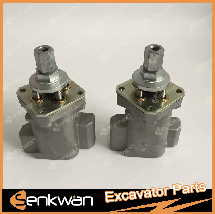 For Hitachi excavator universale pilot valve or control handle.