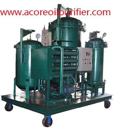 Waste Lubricating Oil Purifier