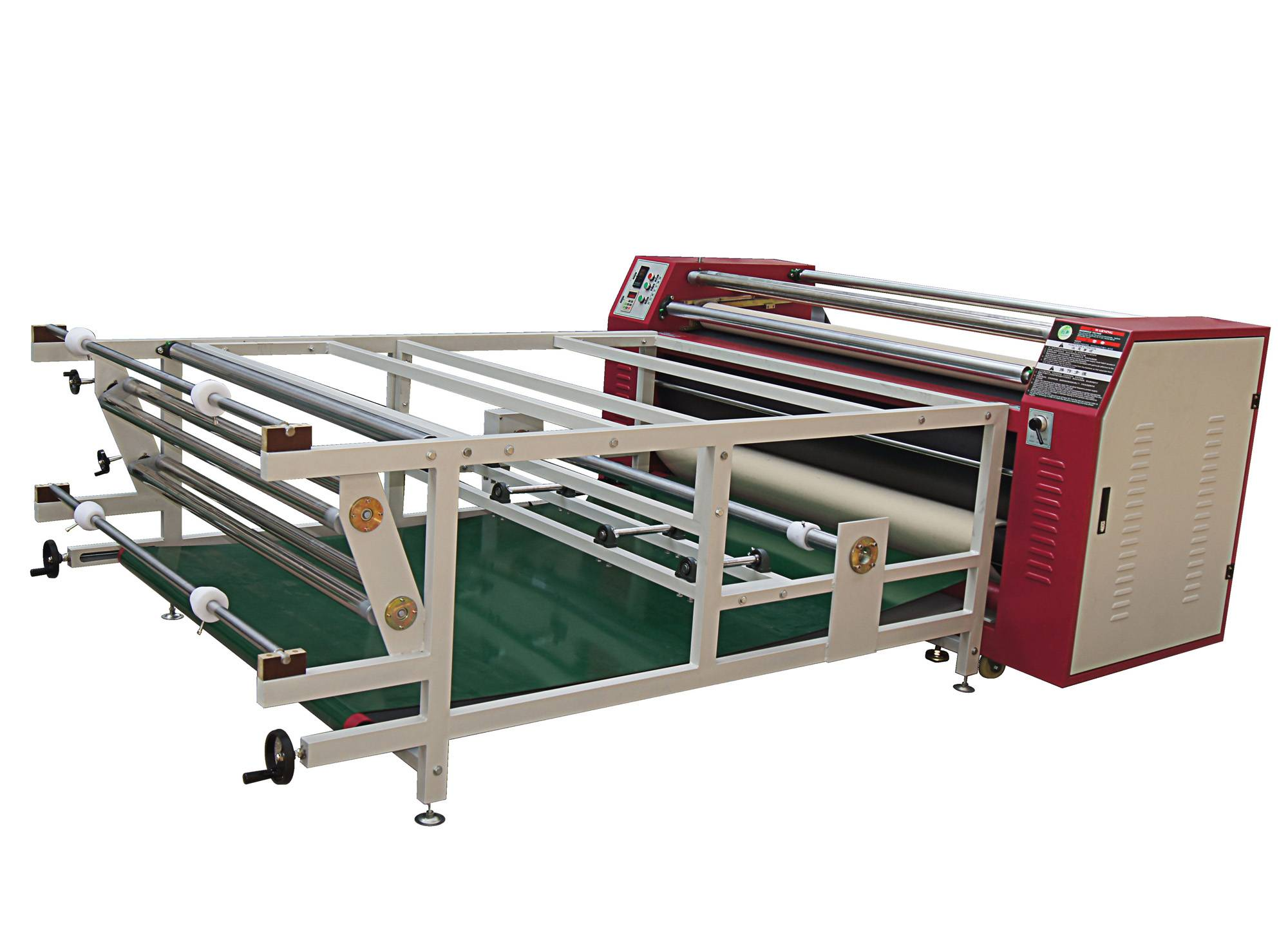 Big Size Sublimation Heat Transfer Machines for Roller Textile Printing BD420/1700